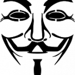 Guy Fawkes - maska